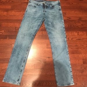 True Religion size 34 Men's Joey Bootcut Jeans